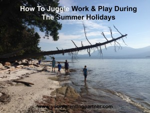 Juggling Work and Play