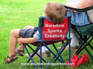 Boredom Sparks Creativity