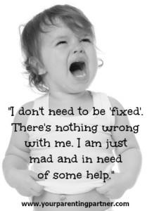 I don't need to be fixed