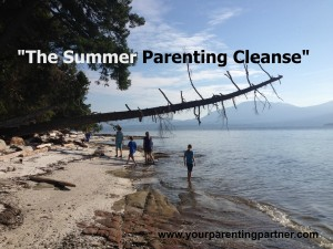 Summer Parenting Cleanse