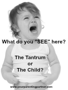 The Tantrum or The Child